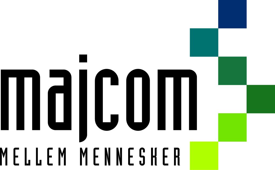 Majcom logo
